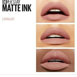 Matte ink - loyalist